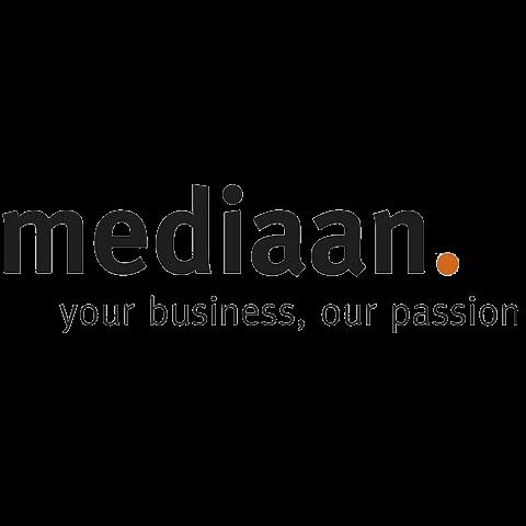Logo - mediaan