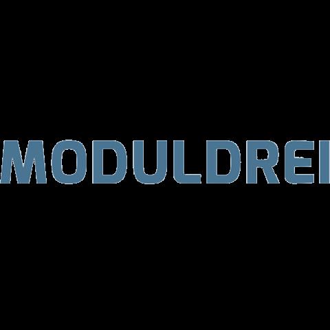 Logo - MODULDREI Strategie und Kommunikation GmbH