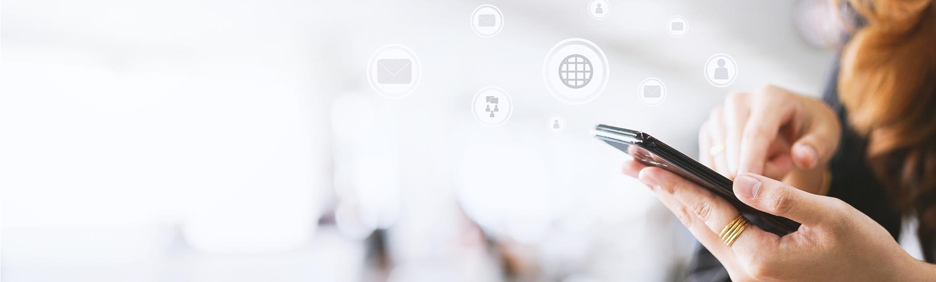 Darstellung zu Live-Chat und Kunden-Messaging